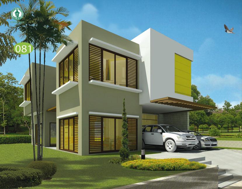 แบบบ้านสองชั้น 3 ห้องนอน 4 ห้องน้ำ 208 ตร.ม ราคา 1.76 ล้าน (สร้อยทองทราย)