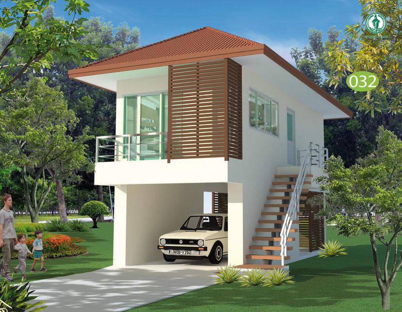 แบบบ้าน2ชั้น ตะแบกใหญ่ ราคาไม่เกิน 1 ล้าน