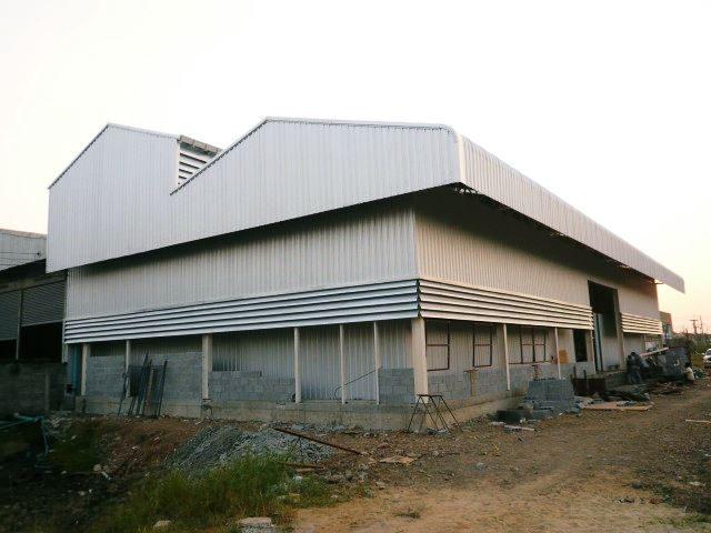 รับเหมาก่อสร้าง บริษัท พรพัฒ ออโต้พาร์ทจำกัด