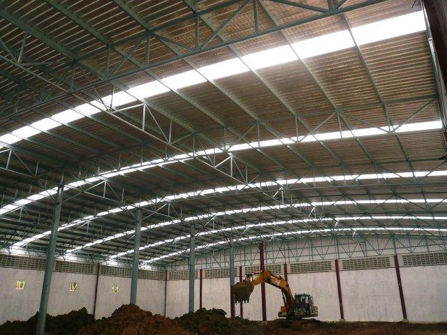 รับเหมาก่อสร้าง บริษัท Elec & Eltek (Thailand) Ltd